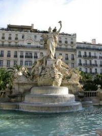 Place de la Liberte, Toulon, France