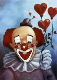 Clown of Hearts