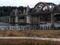 Siuslaw River Bridge (Florence OR)