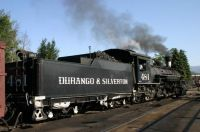 Durango & Silverton #481