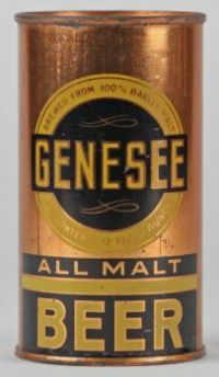 Genesee All-Malt - Lilek #331
