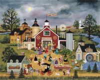 Square Dancing-Jane Wooster Scott