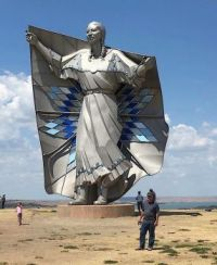 Woman of Sioux Nation