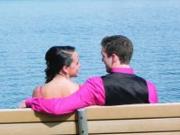 prom at the lake
