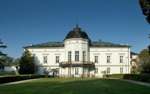 Slovakia, manor-house Pustý chotár