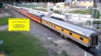 """SuperDome Car; """"The Milwaukee Road"""" & 2 others."""
