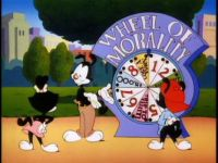 Animaniacs...Wheel of Morality