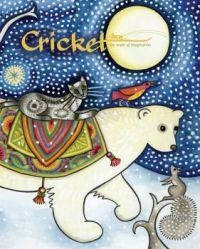 Cricket Magazine Cover January 2015