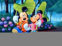 minni and mickey