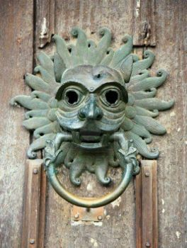 Door Knocker  ~  Durham Cathedral
