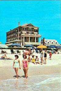 The Stephen Decatur Hotel, Ocean City, Maryland