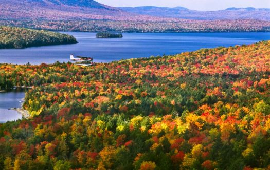 Moosehead-Lake in Maine