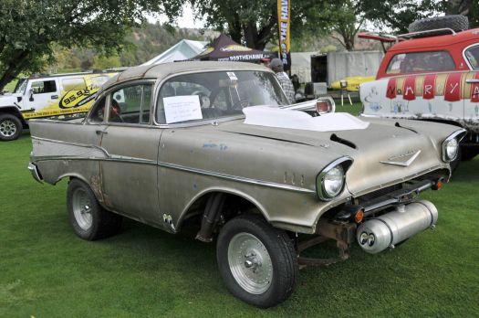 Short Pop '57 - one crude gasser.