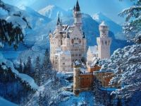 Landmark: Neuschwanstein Castle, Schwangau, Germany