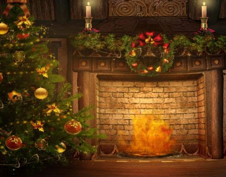 The Weather Outside Is Frightful, But The Fire Is So Delightfu!l