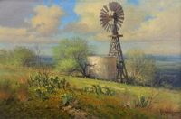 Windmill by G. Harvey