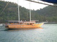 Turkish Tourist Boat