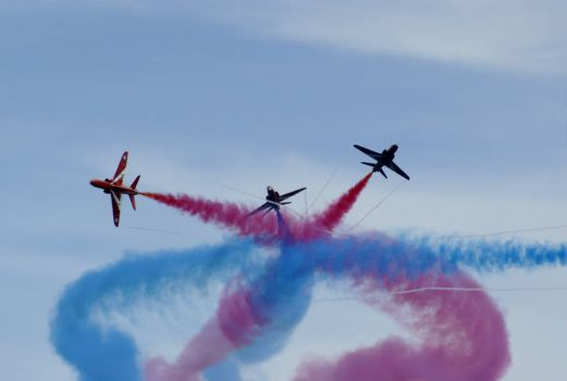 AIRBOURNE, AIRSHOW. SUSSEX