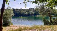 Waldsee im Hochholz bei Walldorf