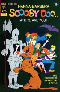 Scooby Doo: Ghosts Of Grimstone Castle