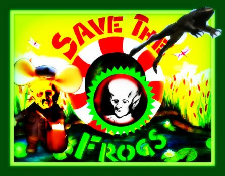 Save The Frogs!........