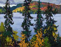 Lawren Harris, Montreal River, c. 1920