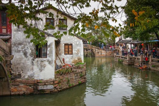 Zhouzhuang ~  Watertown in China