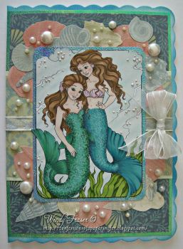 Mermaids by Wendy Fraser