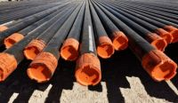 Oil drilling pipes
