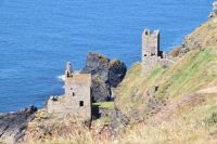 Botallack Mine - one of the Poldark locations