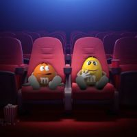 M&Ms at the cinema