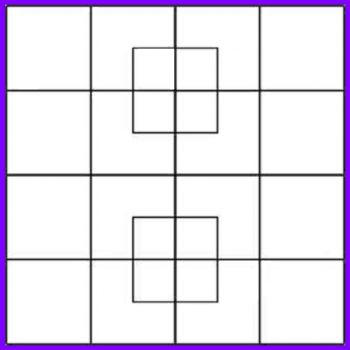 Squares ~ How Many Do You See