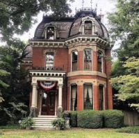Sinjter House built in 1876 in Quincy, IL
