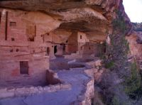 Balcony House, Mesa Verde, Colorado