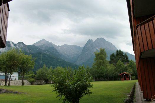 Zugspitze in Summer, Garmisch-Partenkirchen, Germany