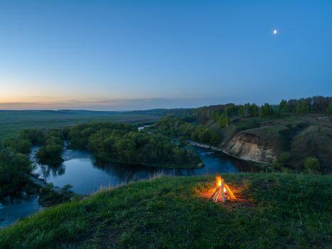 4am Campfire