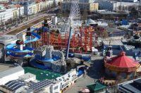 Prater Amusement Park, Vienna