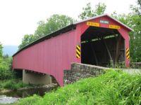 Adair's Covered Bridge, PA, 1864