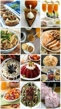 Thanksgiving is in 5.5 weeks!