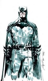 Sketch Batman