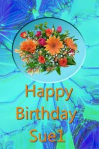 Happy Birhtday Sue1 Have a great day
