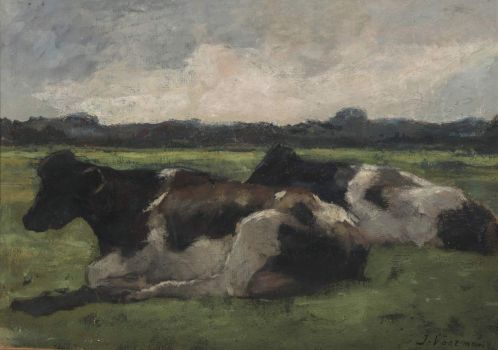 Jan Voerman Cows