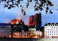 FRANCE - Notre-Dame de Paris fire – 2 years after (Screenshot)