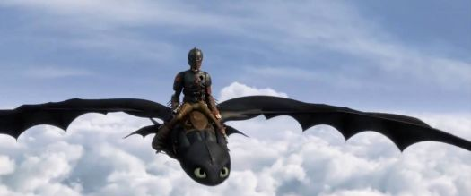 Hiccup & Toothless - How To Train Your Dragon 2