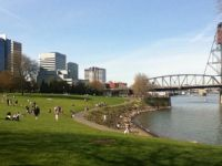 Waterfront Park, Portland, Oregon