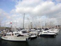 Tall Ships 2014 - busy marina