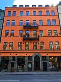 Scheelegatan, Stockholm