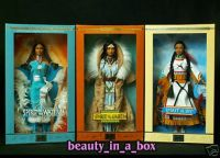 I collect Native American dolls...