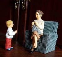 1:12 Miniature Chair