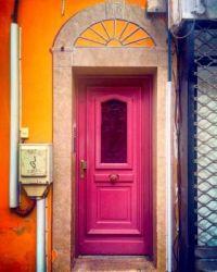 A Door in Corsica